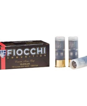 Fiocchi Fiocchi Low Recoil 7/8oz Slugs 1300fps