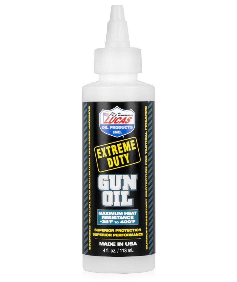 Lucas Oil Lucas Oil Extreme Duty Gun Oil