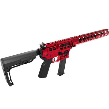 "LeadStar Arms Lead Star Arms LSA-9 Skeletonized Barrage Rifle w/ 15""Handguard"