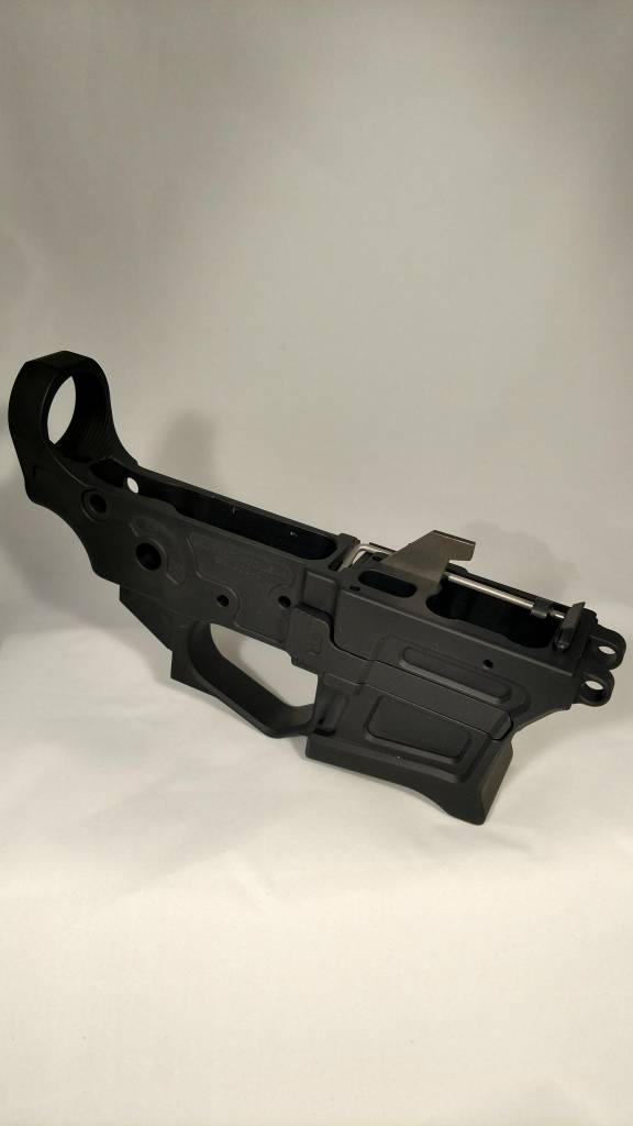 LeadStar Arms Lead Star Arms LSA-9 Non-Skeletonized Lower Reciever