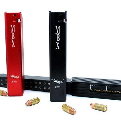 """MBX Extreme MBX Extreme PCC """"MEGA"""" Glock Mag Extension"""