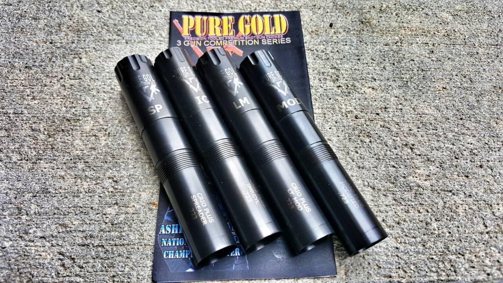 Pure Gold Pure Gold Benelli M2 CRIO+ Shotgun Chokes