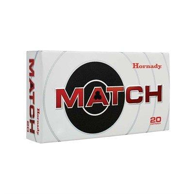 Hornady Hornady 6.5 Creedmoor 140GR ELD-Match