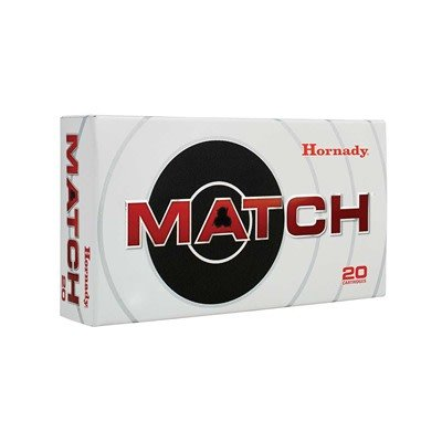 Hornady Hornady 6.5 Creedmoor 147GR ELD-Match
