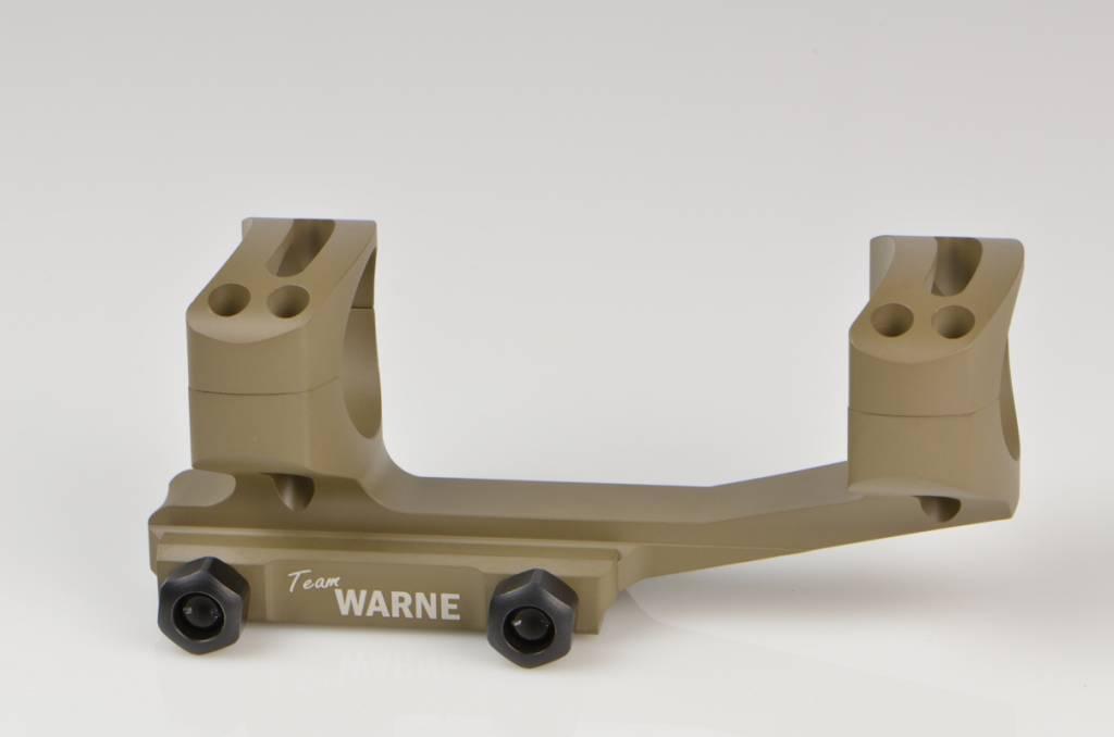 Warne Scope Mounts Warn Scope Mounts 30mm MSR Gen 2 XSKEL Extended Scope Mount