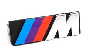 BMW M Grill Emblem
