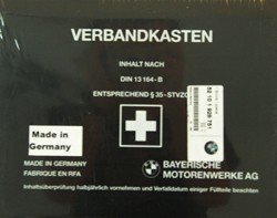 BMW OEM BMW First Aid Kit