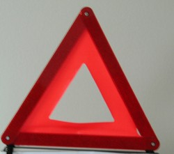 BMW OEM BMW Warning Triangle