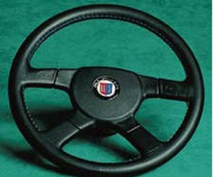 Alpina Alpina 380mm Steering Wheel 4 Spoke