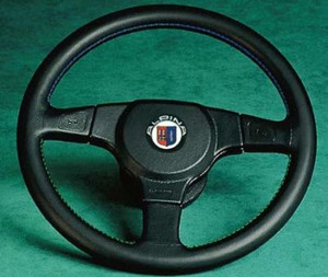 Alpina Alpina 360mm Steering Wheel 3 Spoke