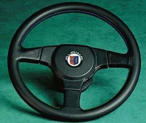 Alpina Alpina 360mm Steering Wheel 3 Spoke