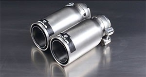 Remus E30 Remus Cat. Back Exhaust System