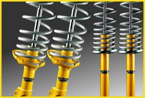 LowTec E30 LowTec 60/50mm Springs