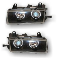 E36 Euro Headlights