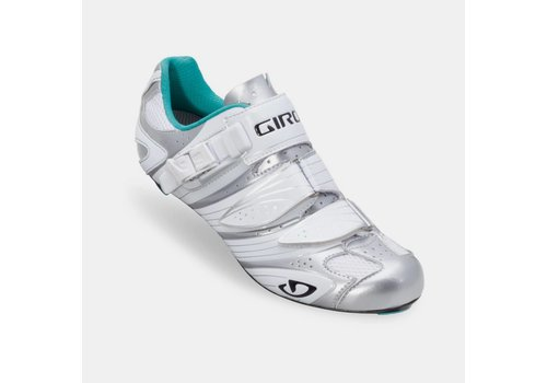 Giro Giro Factress Road Shoe - White - 36 - Women