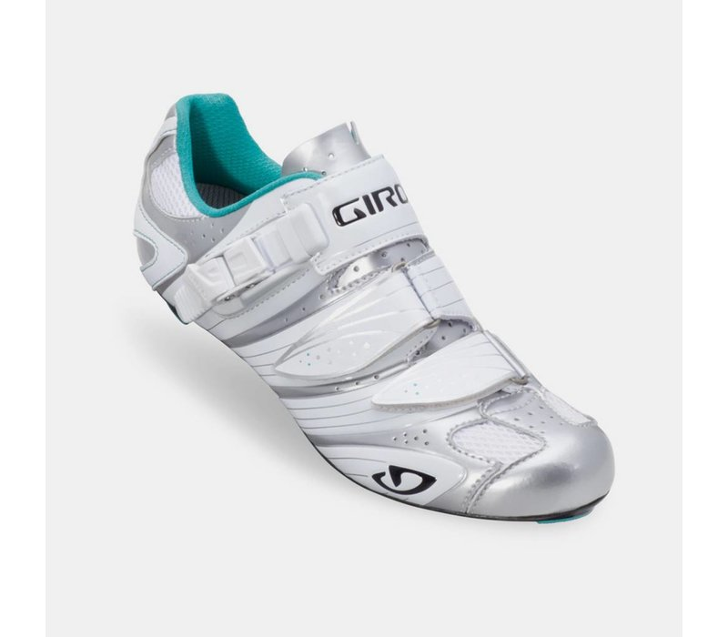 Giro Factress Road Shoe - White - 36 - Women