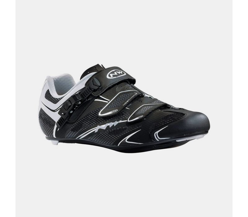Northwave Sonic 2 SRS Shoe Black - 41 - Men