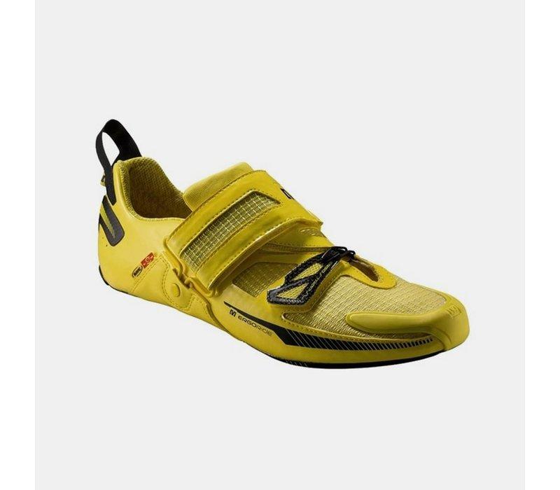 Mavic Tri Helium Shoe - Yellow - 39