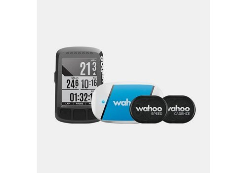 Wahoo Wahoo Elemnt BOLT GPS Computer Bundle