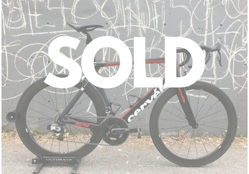 Cervelo Cervelo S5 eTap 58cm - DEMO - (without wheels) - SOLD