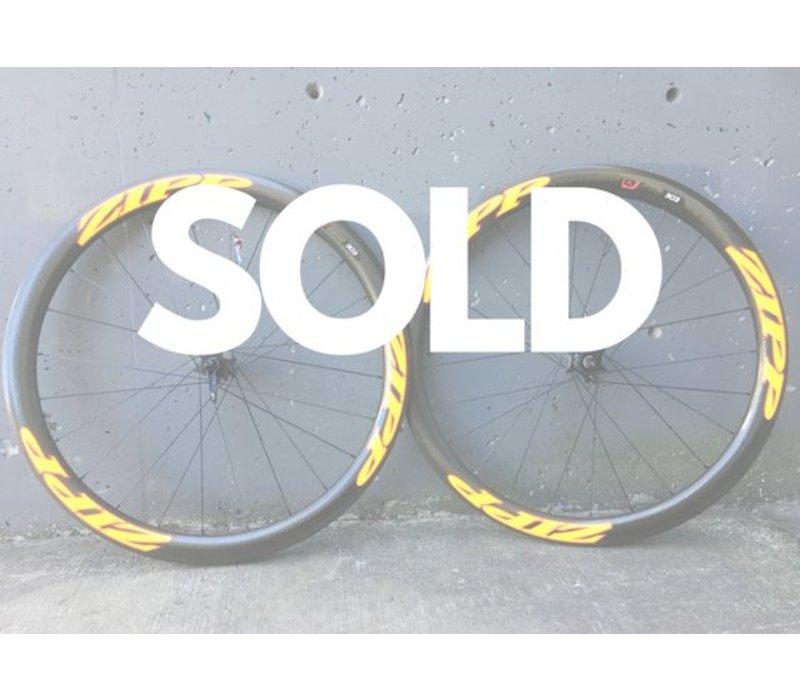 Zipp 303 Disc Clincher Wheelset - DEMO - SOLD