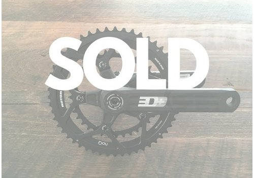 Rotor Rotor INpower 3D+ Power Meter 52/36 - DEMO - SOLD