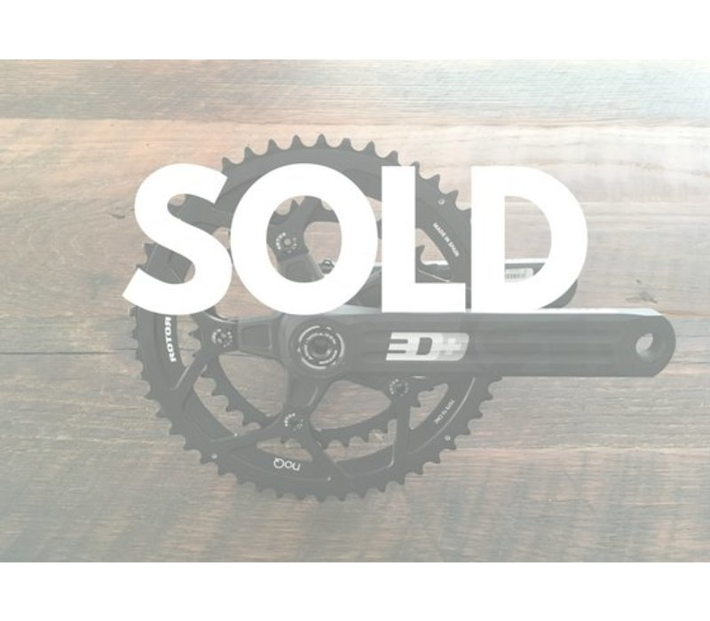Rotor INpower 3D+ Power Meter 52/36 - DEMO - SOLD