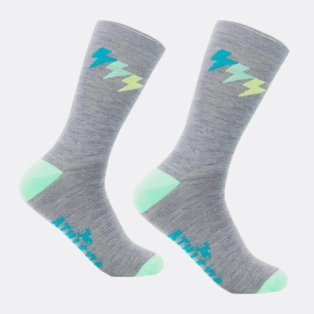 Three Bolt Wool Sock - Unisex