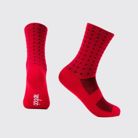 Grid Dot Signature Sock - Unisex