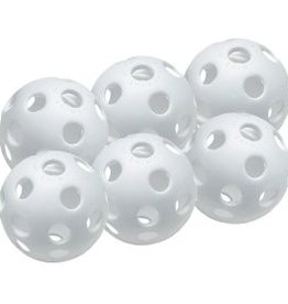 Easton EASTON WHIFFLE BALL (6 pack) TRAINING BALLS