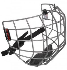 CCM Hockey CCM FM680 CAGE MEDIUM GUNMETAL