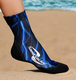SAND SOCKS VOLLEYBALL SOCK ADULT X-SMALL