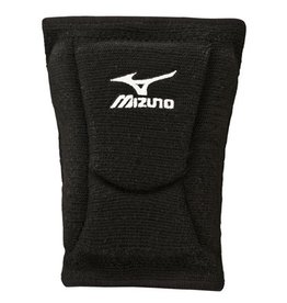 Mizuno LR6 KNEEPAD PAIR BLACK LARGE