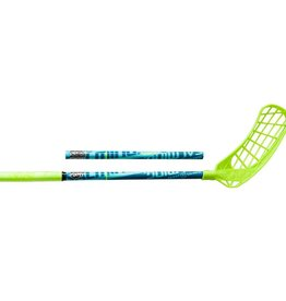 Salming SALMING Q2 KIDZONE JUNIOR FLOORBALL STICK LH (103CM)