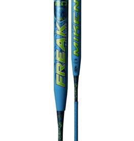 "Miken 2018 MIKEN FREAK 20 ANNIVERSAY 14"" SOFTBALL BAT USSSA"