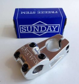 Sunday Sunday BMX Stem - Freeze - Polished