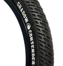 Shadow Shadow Conspiracy BMX tire - Contender - Black