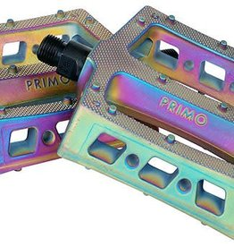 "Primo PRIMO PRO ""JJ"" 9/16 PLASTIC LOOSEBALL PEDAL - Oil Slick"