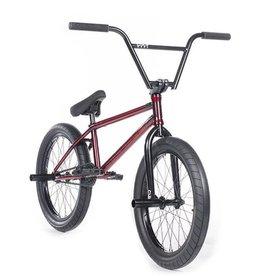 Cult Cult Devotion - BMX Bike - Trans Red