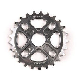 Salt Salt Plus Manta Sprocket 25t - Silver