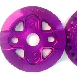 S&M S&M X-MAN GUARD SPROCKET - 25t - Purple
