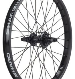 Haro Haro SATA Rear BMX wheel - 9t cassette - Black