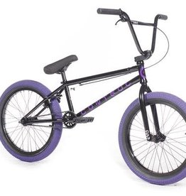 Cult Cult Control - BMX Bike - Black/Purple