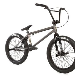Fit FIT STR 2018 - Slate Grey - BMX Bike