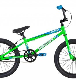 Haro HARO SHREDDER 18 BMX BIKE - 2017 - Green