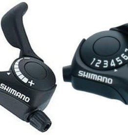 Shimano Shimano shifter tx30 7sp. SET.