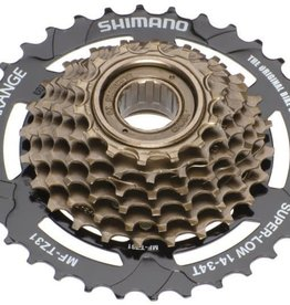 Shimano SHIMANO FREEWHEEL 14/34T 7SPD SPIN-ON - MFTZ31