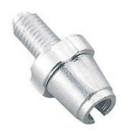 Barrel adjuster - EA. Alloy Medium thread