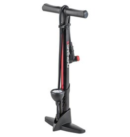 Louis Garneau LOUIS GARNEAU MISSION AIR PUMP BLACK / RED