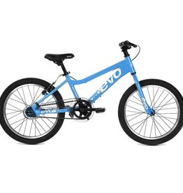 Evo EVO, Rock Ridge 20 1-Speed CB Kid's Bicycle, Sky Delight/White